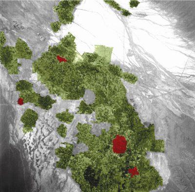 تأثیر الگوهای تأمین آب بر سازمانیابی فضایی